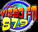 Rádio Visão 87.9 Logo