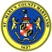 St. Mary's County, MD Fire, Sheriff, EMS, State Police Logo