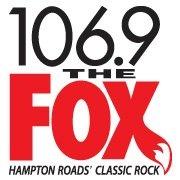 106.9 The Fox - WAFX