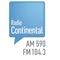 Radio Continental FM Logo