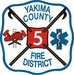Yakima County, WA Fire District 5, Battalion 2 Logo