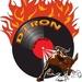 DJRon Music Logo