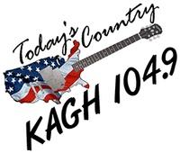 Todays Country 104.9 FM - KAGH-FM