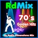 RdMix 70's Golden Hits Logo