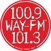 WAY-FM - WAYA-FM Logo