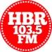 HBR 103.5 FM Logo