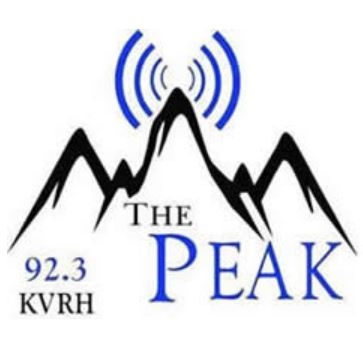 The Peak 92.3 - KVRH-FM
