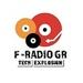F-Radio GR - Tech Explosion Logo