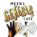 Meek's Genesis Cafe Logo