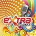 Rádio Extra FM (Uberlândia) Logo