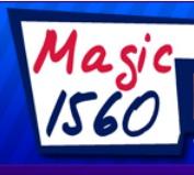 Magic 1560 - WMRO