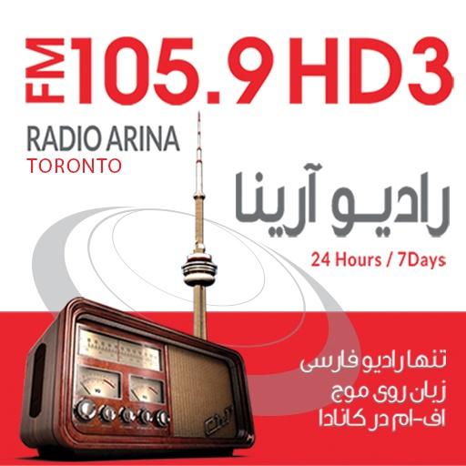 رادیو آرینا - CFMS-FM-HD3