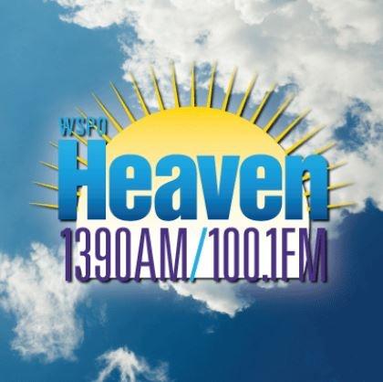 Heaven 100.1/1390 - WSPO