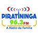 Rádio Piratininga 96,3 FM Logo