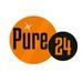 Pure 24 Logo