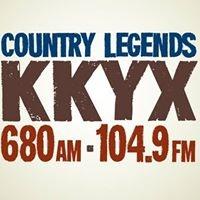 KKYX Classic Legends - KKYX