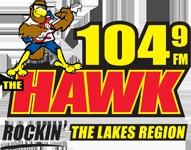 104.9 The Hawk - WLKZ