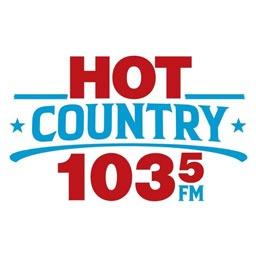 Hot Country 103.5 - CKHZ