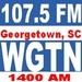 Countryfied 107.5 - WGTN Logo
