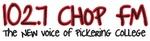 102.7 CHOP FM - CHOP-FM Logo