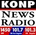 Newsradio KONP - KONP Logo
