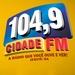 Cidade FM Jequié Logo