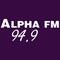 Alpha FM Rio Logo