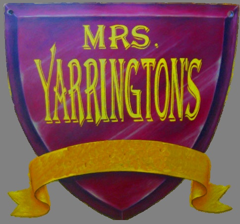Mrs Yarringtons Radio