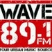 Wave 89.1 FM - DWAV Logo