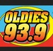 Oldies 93.9 - WKLV Logo