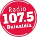 Buin Al Dia 107.5 FM Logo