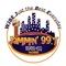 Jammin' 99.7 - W259AV Logo