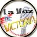 Radio La Voz de Victoria Logo