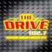 The Drive 102.7 - KCNA Logo
