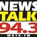 WKYX - News Talk 94.3 Logo