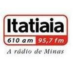 Rádio Itatiaia Logo