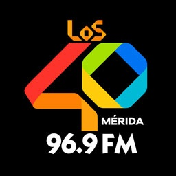 Los 40 Mérida 96.9 FM - XHUL