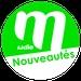 M Radio - Nouveautés Logo