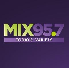 Mix 95.7FM - WLHT-FM