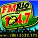 Rádio Rio Jaguaribe Logo