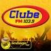 Clube FM 103.9 Logo