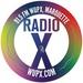 Radio X - WUPX Logo