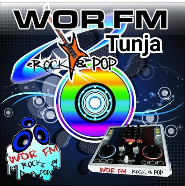WOR FM Bogotá - Rock & Pop Tunja