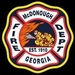 McDonough Fire Department Logo