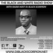 The Black and White Radio Show Logo