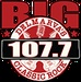 Big Classic Rock 107.7 - WGBG Logo