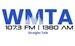 Faith Music Radio - WMTA Logo