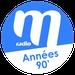 M Radio - Années 90 Logo