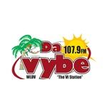 Da Vybe 107.9 - WLDV Logo