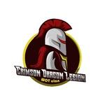Crimson Dragon Legion Online Radio Logo